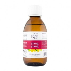 Hydrolat Woda kwiatowa Ylang Ylang 200ml - YOUR NATURAL SIDE