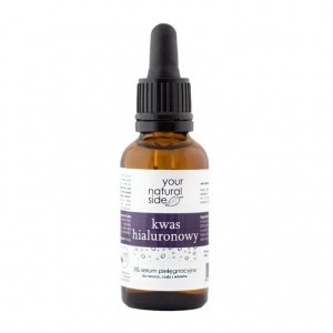 Kwas hialuronowy 3% 30ml - YOUR NATURAL SIDE