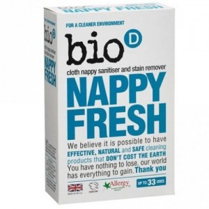 Nappy Fresh dodatek do prania pieluch 500g - BIO-D