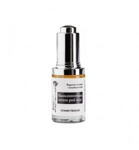 Skoncentrowane serum pod oczy VITAMIN TREASURE 15ml - BioUp
