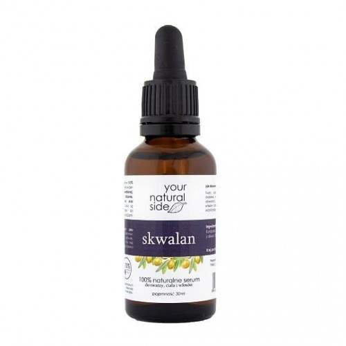 1704YOUR NATURAL SIDE Olejek SKWALAN serum 30ml-1